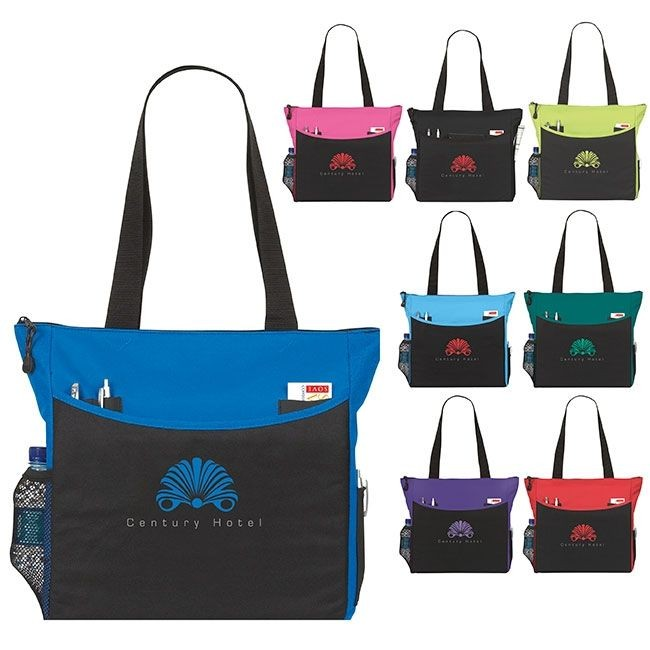 Zippered Tote for Nurses� Week at a Regional Hospital System
